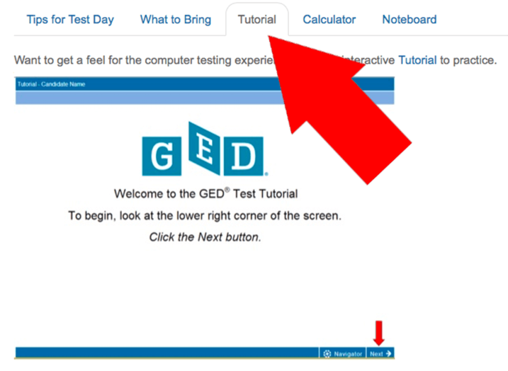 Get Your Ged Online >> Important Ged Information For Test Day Magoosh Ged Blog